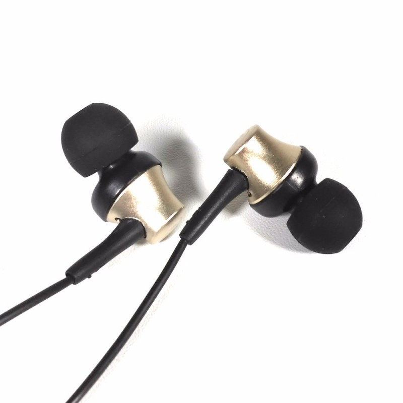 Wellcomm Earphone Handsfree SP13 Extra Bass | Garansi 6 Bulan