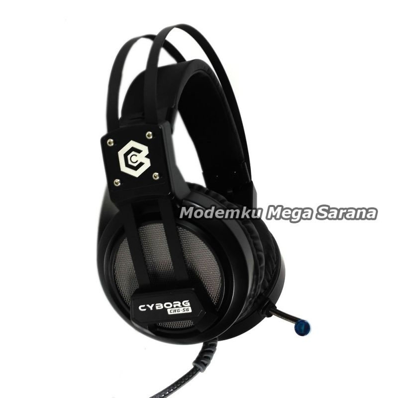 Cyborg Headset Gaming Cyborg CHG-56 ELITE Full Size