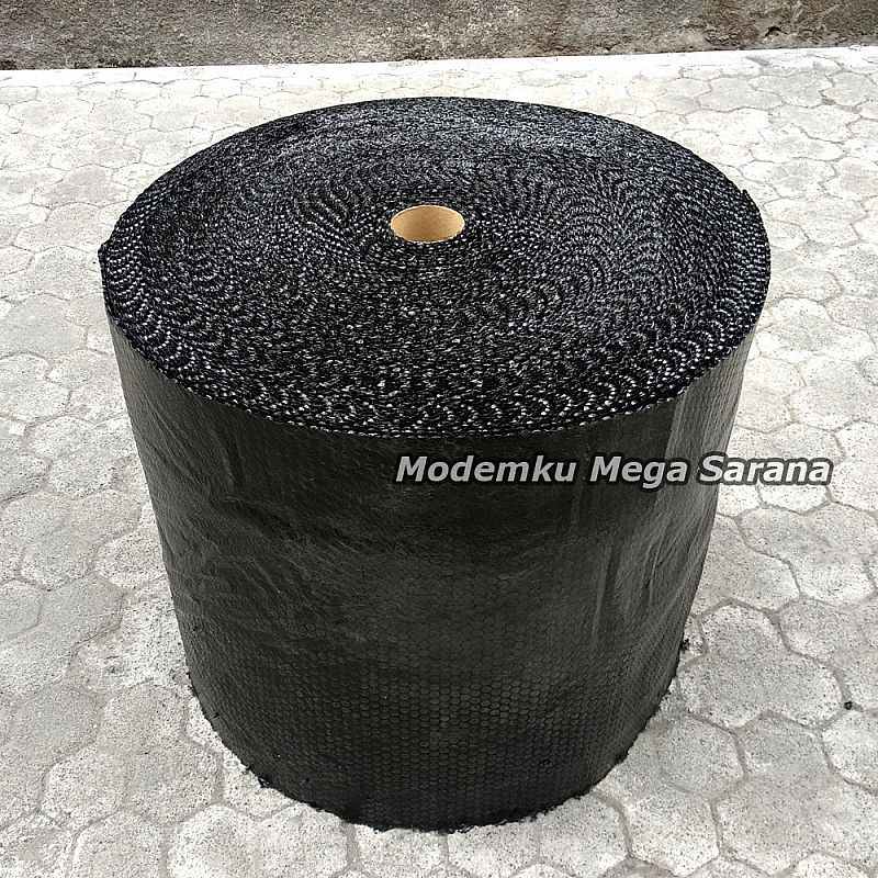 Bubble Wrap Bubble Pack Plastik Gelembung Hitam