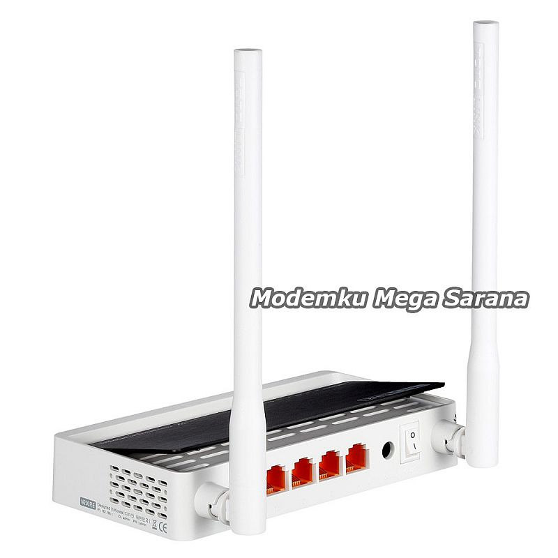 Totolink N300RT Router Wifi Range Extender 300Mbps Wireless N Router